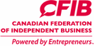 Canadian Federation of Independent Business logo